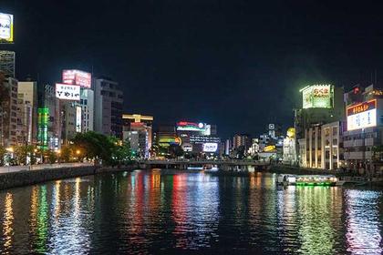 【福岡、博多】的夜生活:晚上好吃好玩的6個地區