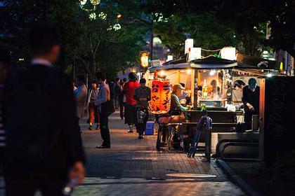 Yatai (Food Stalls)