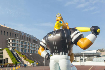 丰富多彩的棒球赛观战尽在福冈Yahoo Oku球场