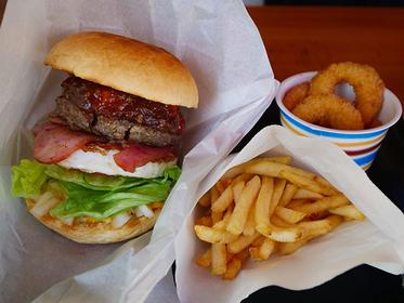 IKIMATSU漢堡