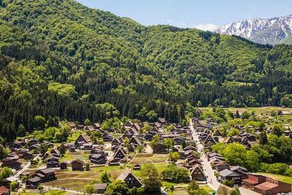 Shirakawa-go Overview