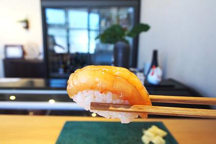 Seafood at Sushi Kuratake