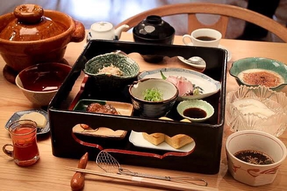 Traditional Japanese at Saijiki Ajimu