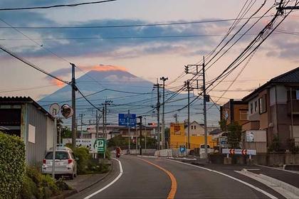 Traversing the Sea to Summit Fujinomiya Trail to the Peak of Mt. Fuji