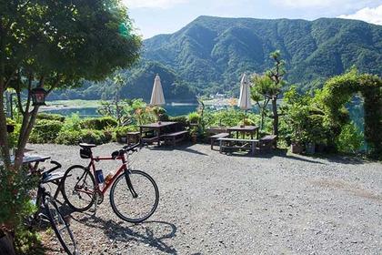 Cycling Around the Fuji Five Lakes