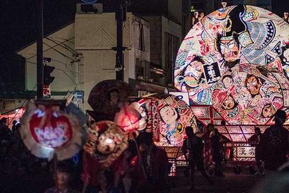 弘前睡魔祭—弘前市
