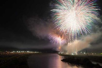오마가리 불꽃축제
