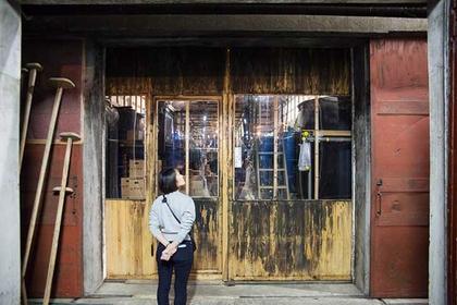Sake Tour at Hideyoshi Sake Brewery in Daisen