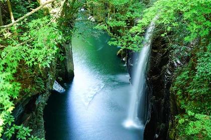 此生必看絕景!【宮崎】秘境峽谷「高千穗峽」