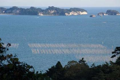 The Scenic Views of Matsushima