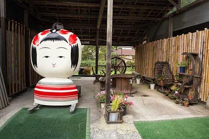 Kokeshi Doll Experience