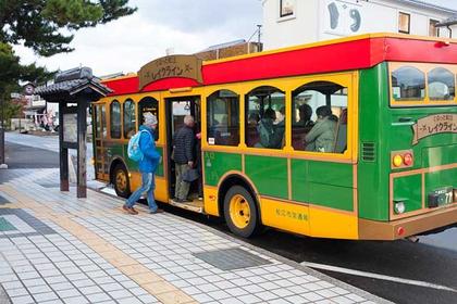 Getting Around Matsue City