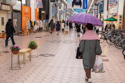 Obiyamachi Shotengai