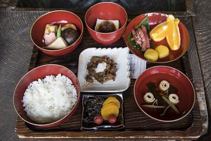 Experience Shojin Ryori and soba in Eiheiji