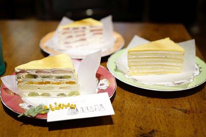 Crepe Cakes (Takeaway)
