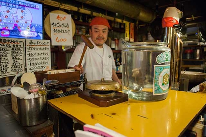 Eating and Drinking on Asagaya's Star Road