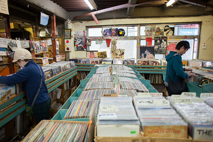 The Record Lover's Guide to Shimokitazawa