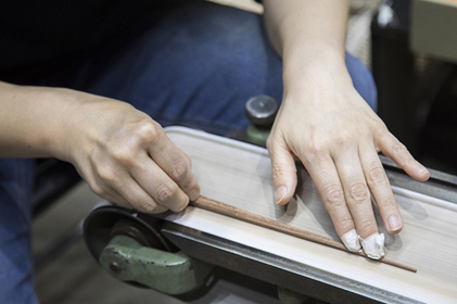 Marunao筷子工廠傳統工藝
