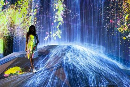 The Mind-Bending World of MORI Building Digital Art Museum