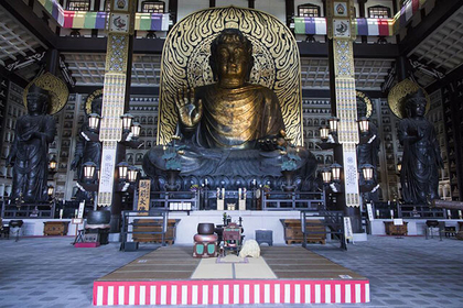 The taxi driver's sutra: Echizen Daibutsu and the power of dreams