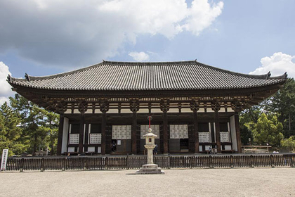 National Treasures of Nara