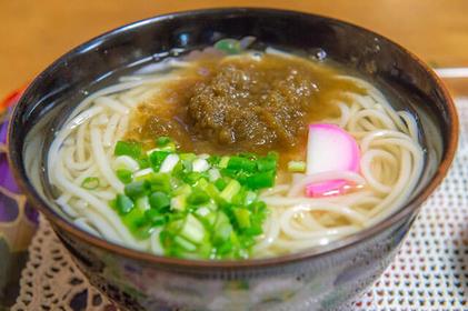 Goto Udon w/ Tororo Konbu at Aburauri