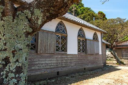 舊五輪教會堂