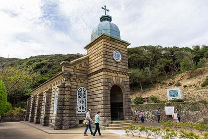 Sandstone and Camellias: Visit Kashiragashima's UNESCO World Cultural Heritage Church in Shinkamigoto