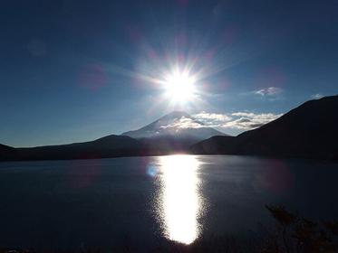 Mt. Fuji and the Fuji Five Lakes (Fuji-Goko)