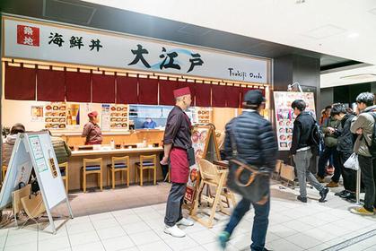 What to Eat in Toyosu Market