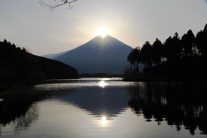 Double-Diamond Fuji