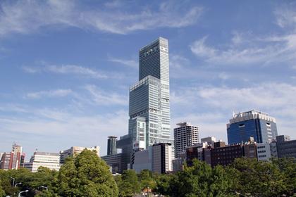 日本一高い建物「あべのハルカス」