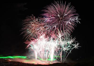 奈良・吉野の花火大会