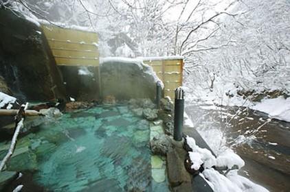 15位 湯西川温泉 (栃木県)