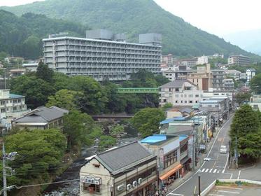 20位 塩原温泉郷 (栃木県)