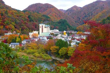 25位 川治温泉 (栃木県)
