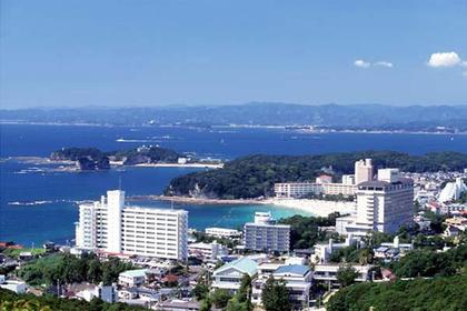 No.9 Nanki-Shirahama Onsen (Wakayama)