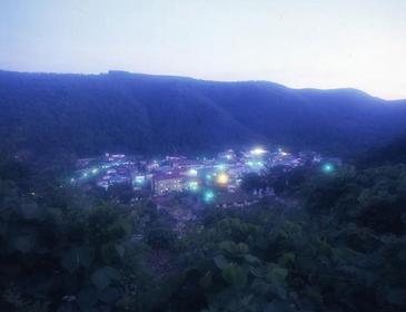 17위 오이라세 계류 온천 (아오모리현)