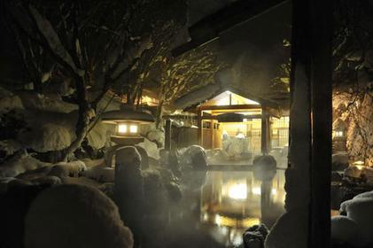 28위 다카라가와 온천 (군마현)