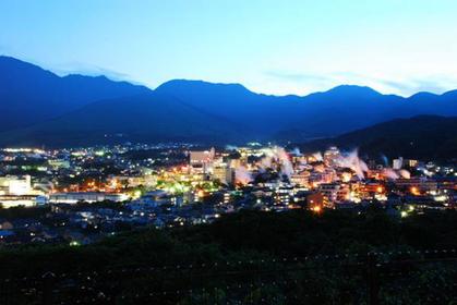 30위 간나와 온천 (오이타현)