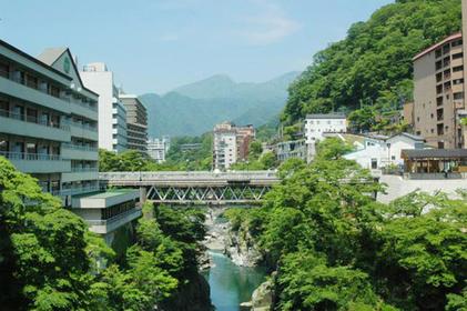 No.2 鬼怒川温泉(栃木县)