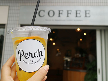 「Perch by Woodberry Coffee Roasters」のレモネード(税込500円)