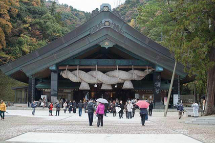 The Top 5 Notable Shrines of Japan