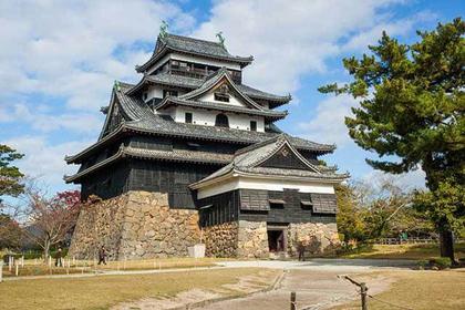 The Black Castle of Matsue