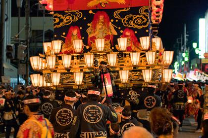 日本最佳祭典前10名