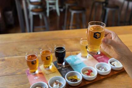 Yokohama Spring Valley Brewery