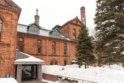 Sapporo Beer Museum in Sapporo, Hokkaido