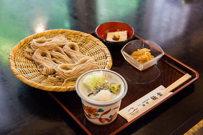 Soba Restaurants Around Japan