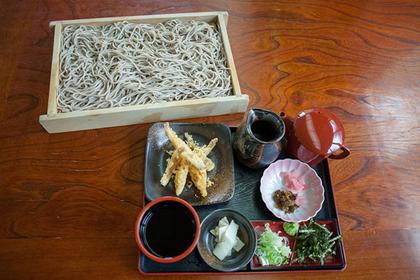 Fumotoya Soba on Yamadera