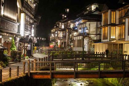 Ginzan Onsen, Yamagata Prefecture